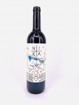 NIKA Winery (Nika Bakhia) Saperavi Amor, Qvevri,  2015