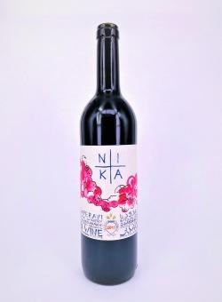 NIKA Winery (Nika Bakhia) Saperavi NIKA NIKA, Qvevri,  2015