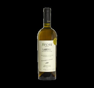 "Trockener Quevri-Wein ""Rkatsiteli-Mtsvane"" 2013"