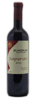 """Spontan vergorener """"Saperavi 2016"""""""