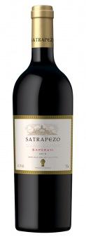 Trockener Rotwein Satrapezo Saperavi